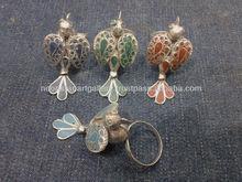 Afghan Tribal Bird Rings