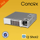 Grey projection device pico with high brightness and high contrast ratio Concox Q Shot2