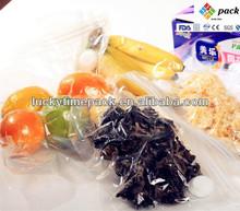 High quality Vacuum Sealing Frozen Food Bag