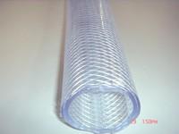 UV Resistant non-toxic car wash pvc braided pipe