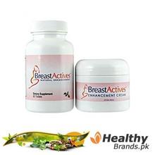 Breast Actives 100% Natural Enhancement