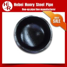 cap butt weld cap carbon steel cap pipe fitting