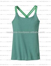 2014custom plus solid jersey women tank tops