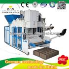 Qmy10-15 used block making machine germany