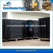 32 ~ 52 KG de carga de peso de equilíbrio elevador contrapeso bloquear, Elevador de concreto contrapeso bloquear