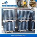 Componentes ascensor, de hierro fundido el contrapeso del elevador, el contrapeso del elevador de bloque de equilibrio