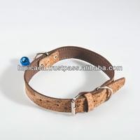Cork cat collar