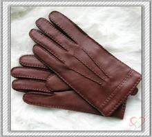 imitation deerskin men's leather gloves