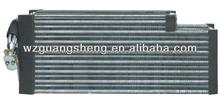 auto car aluminum copper tube fin evaporator for honda crv