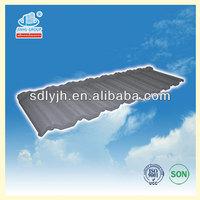 MODERN CLASSICAL stone coated steel roofing tile 1340*420mm(alu-zinc)