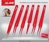 Tweezers Lash Extension/ Pointed Tweezers Lash Extension/ Professional Tweezers for Eyelash Extension