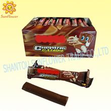 chocolat bonbons à mâcher