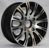 car aluminium alloy wheel/alloy rim/13inch 14 inch 15 inch wheel