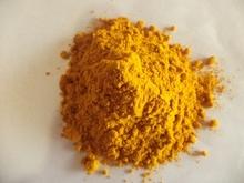 Fresh and Dried Turmeric Powder