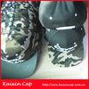 OEM camo 5/6 panel snapback hat & cap with custom logo (High quality)