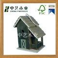 Super qualidade gaiola de madeira, gaiolas de madeira para pássaros