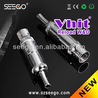 pratical Seego Vhit Reload W&D ion vapor deposition ion vapor deposition