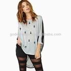 2014 professional shenzhen blouse xl size