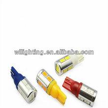 Samsung 10x SMD 5630 High power LED SMD 194 W5W W16W White/Amber 12V