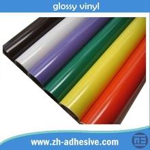 color pvc self adhesive