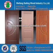 oak veneer HDF door skin/veneer kitchen cabinet door skin