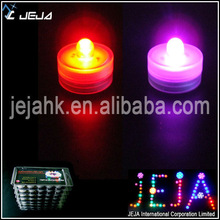 pink led flameless candle JEJAHK led waterproof crafts