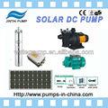 Solare pompa acqua di pozzo profondo, pannello solare pompa, pompe di acqua solari per pozzi