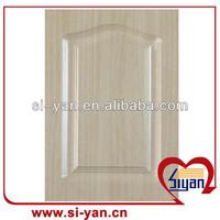 cheap mdf door for pvc kichen set