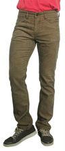 Cotton Flax original single men's casual Korean version of corduroy trousers (1019)