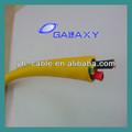 Fio de energia/fio de cobre/isolado pvc fiação elétrica 450/750v