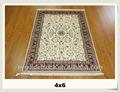 hecho a mano de seda de cachemira alfombras alfombras fotos de azulejos de la alfombra para el piso