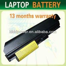 For IBM/Lenovo ThinkPad Z60T/Z61T/92P1123 Series Battery (10.8V, 4400mAh, 6 Cells)