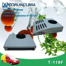 portable transport refrigerators roof van coolers refrigerators AC/DC