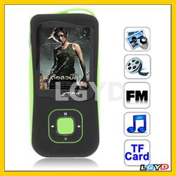1.8 inch TFT Screen 4GB MP4 Player, Support TF Card, FM Radio, E-Book, Games
