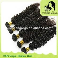 Top quality promotional qingdao yotchoi human hair weft