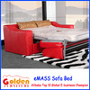 Sb5000 alibaba hot sale leather sofa bed for sale philippines