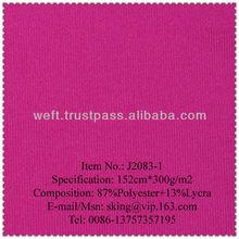 87%Polyester+13% Lycra Weft Knitting spandex Fabric Stretch Fabric for Lingerie, Swimwear, Underwear, Beatchwear Sportswear