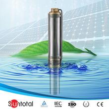 dc inox variable speed solar well pump
