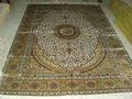 السجاد الفارسي السجاد المخصص 6x9 الأيرانية السجاد الفارسي اليد التي قدمت السجاد الحرير