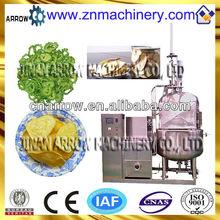 Vegetable Taro Pepper Sweet Potato Chips Vacuum Fryer Machine