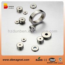 Mini-motors permanent neodymium magnet