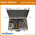 Direto da fábrica subterrâneo detector de metais long range metal detector VR - spyonway 1000b-ii detector de diamante
