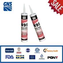Silicone rubber adhesive liquid tyre sealant