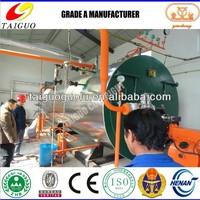 Hot sale batubara steam boiler from China manufacture