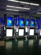 Big inch LCD advertising player Digital signage kiosk