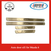 for Mazda 6 auto door sill plates LED door sill plates