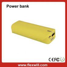 Simple 5200mAh USB Battery Pack china novelty