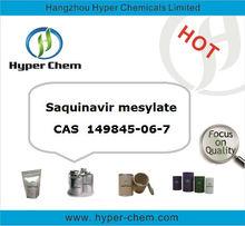 HP2023 Anti-HIV drug Saquinavir mesylate Enterprise standard CAS149845-06-7 Fresh stock