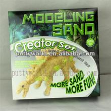 Sandzini, Modeling Sand, Magic sand dough