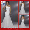 WM00231 Elegant 2013 lace boat neck wedding dress patterns